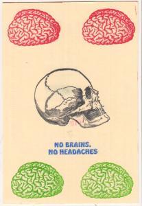 Phrenological - No Brains - No Headaches