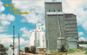 Nebraska Grain Elevators