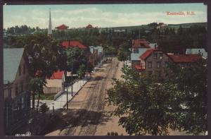 Street Scene,Kentville,NS,Canada