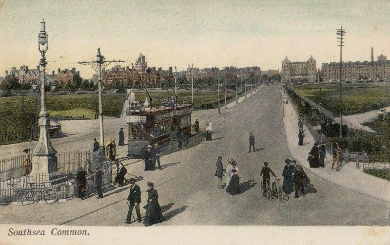 SOUTHSEA , England , 1900-10s ; Common
