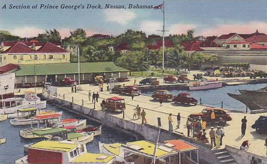 Prince George's Dock , Nassau , Bahamas , 30-40s