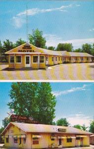 Corn Palace Motel and Chef Louie's Steak House Mitchell South Dakota
