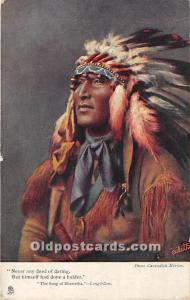 The Song of Hiawatha, Longfellow 1910