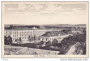 Zizkovy Kasarny, Jindr., Hradec, Czech Republic, 1900-1910s