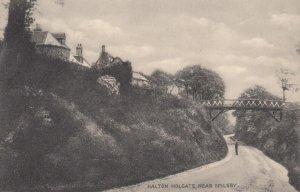 SPILSBY , Lincolnshire , England , 00-10s ; Halton Holgate