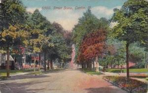 Illinois Ganton Street Scene