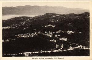 CPA LERICI veduta panoramica delle frazioni. ITALY (530901)
