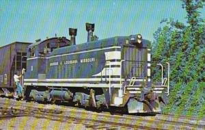 Arkansas & Louisiana Missouri Railway Locomotive Number 11