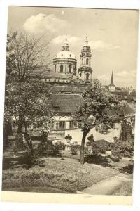 RP: Church view, PRAHA , Czech Republic, 40-50s