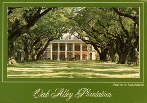 LA - Vacherie. Oak Valley Plantation