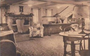 Illinois Warrenville Receplion Room Cenacle Retreat House Albertype