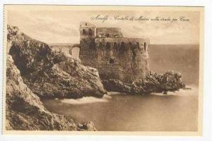 Castello Di Maiori Sulla Strada Per Cava, Amalfi, Salerno (Campania), Italy, ...