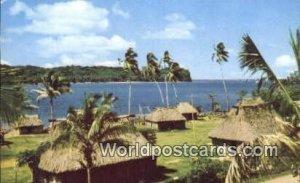 Fijian Village Naboutini Fiji, Fijian Unused