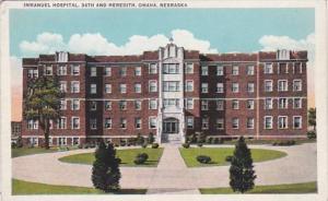 Nebraska Omaha Immanuel Hospital 34th and Meredith