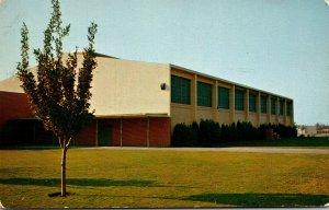 California Concord Mount Diablo High School Gymnasium 1959