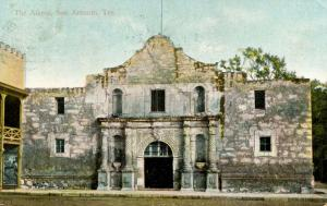 TX - San Antonio. The Alamo
