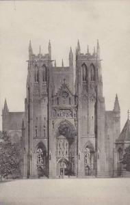 Washington Dc National Cathedral Mount St Albans Albertype