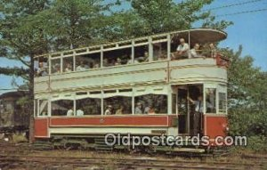 No 144 Built by the Blackpool Corp 1924 Seashore Trolley Museum, Kennebunkpor...