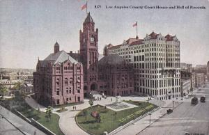 Court House & Hall of Records , Los Angeles , California ,  00-10s