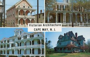 NJ - Cape May. Victorian Architecture