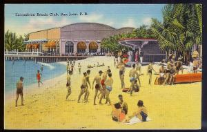 Escambron Beach Club San Juan PR 1940's