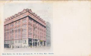 Hotel Butler , SEATTLE , Washington , 00-10s