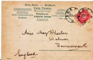 Genealogy Postcard - Ancestor History - Wheeler - Walmer - Bournemouth   U2915