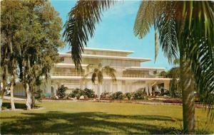 Bradenton Florida~Municipal Auditorium~18th Most Beautiful Bldg. in U.S.~1950's