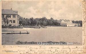The Drug Store Landing White Lake NY 1904