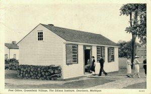 USA Post Office Greenfield Village The Edison Institute Dearborn Michigan 05.97