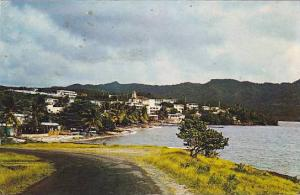 Sainte Luce Village , Martinique, PU-1969
