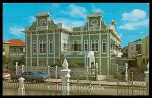 Aruba - Typical Dutch Architecture
