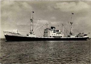 CPA AK M.S.Gabonkust SHIPS (783283)