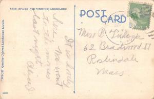 Hillsboro New Hampshire Cow Pasture Greeting Antique Postcard K97173