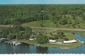 Caiger's Lodge , St Lawrence River , MALLORYTOWN , Ontario , Canada , 50-60s