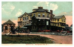 Rhode Island Narragansett Pier ,  Greene's Inn