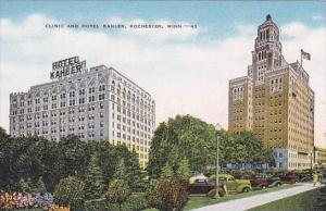 Minnesota Rochester Clinic And Hotel Kahler