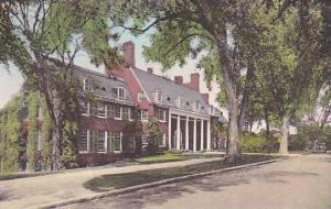 Massachusetts Amherst  Andover Inn Albertype