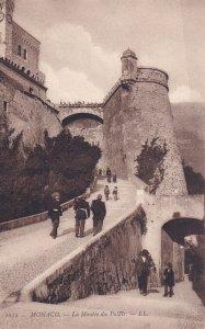 MONACO, 1900-1910s; La Montee Du Palais