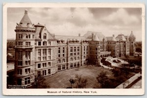 New York City~Museum of Natural History~1912 Irving Underhill RPPC