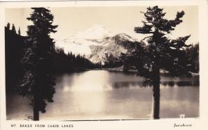 RP: Mt Baker from Chain Lakes , Washington , 20-40s