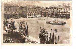 Postal 027094 : Nancy, Place Stanislas