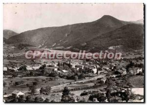 Postcard Old St Andre the Alps Alps The B Castillon lake at the foot of Saint...