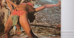 Barbados Limbo Dancer