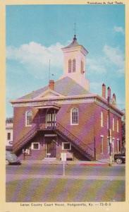 Kentucky Hodgenville Larue County Court House Dexter Press