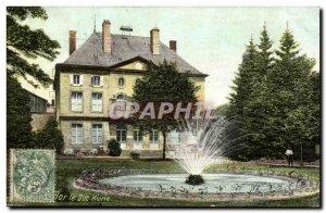 Bar le Duc Postcard Old Town Hall