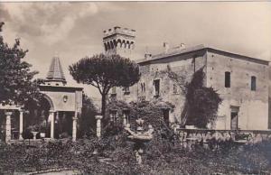 Italy Ravello Villa del Cimbrone Casina e Caffe House