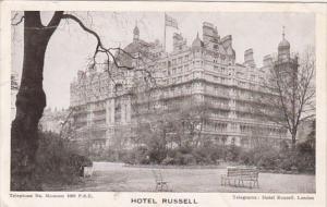 England London Hotel Russel