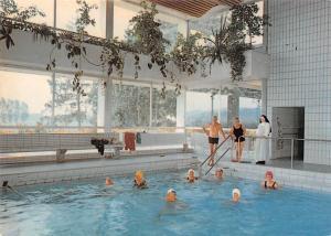 Kneipp Sanatorium Jordanbad Biberach an der Riss Schwimmbad im Kurmittelhaus