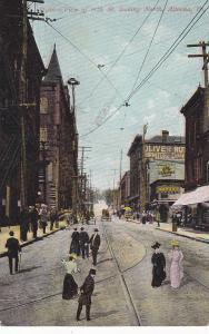 ALTOONA , Pennsylvania, PU-1907 ; 11th Street, looking North
